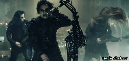"Cradle of Filth ""Lilith Immaculate"""