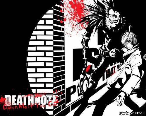 "Yoshihisa Hirano and Hideki T ""Death Note"""